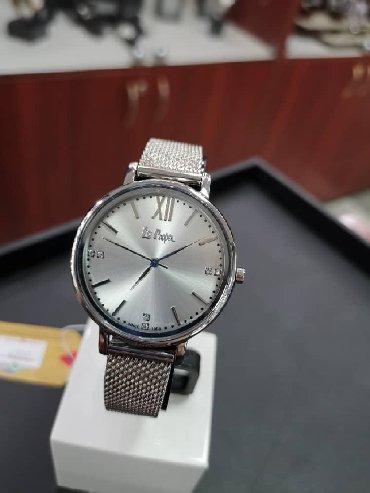 mini cooper clubman в Кыргызстан: Серебристые Женские Наручные часы Lee Cooper
