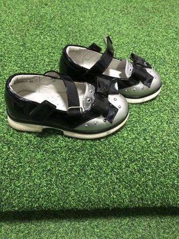 Продаю лакированные туфли 25 размер, в хорошем состоянии в Бишкек