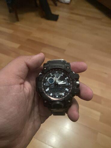 1683 elan | ŞƏXSI ƏŞYALAR: Orginal G-Shock hərbi saat.Bakıdan 3il əvvəl rəsmi mağazadan alınıb