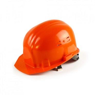 щиток защитный лицевой визион в Кыргызстан: Каска Исток (оранжевая)Предназначена для защиты головы работающего на