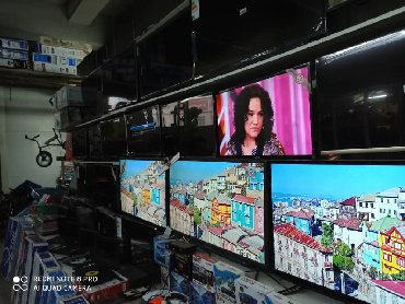 Телевизор,санарип антена все оригиналыресивер телевизор Беко Самсун