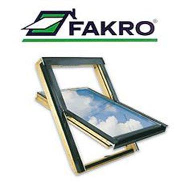 Мансардные окна Fakro – экологически в Бишкек