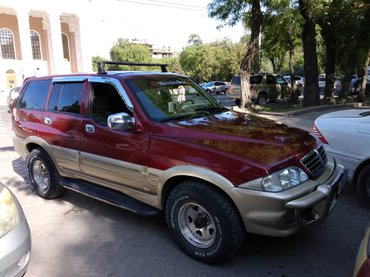Ssangyong Musso 2000 в Бишкек