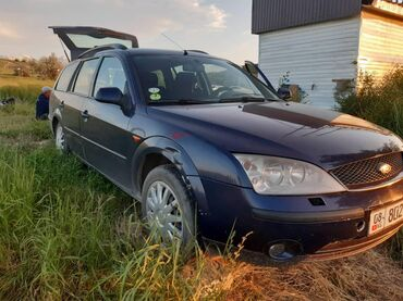Ford Mondeo 2 л. 2002 | 250000 км