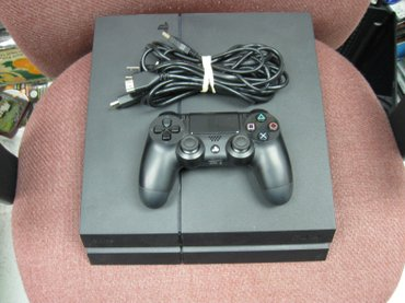 The PlayStation 4 comes with a power cable and HDMI cable, one - Beograd