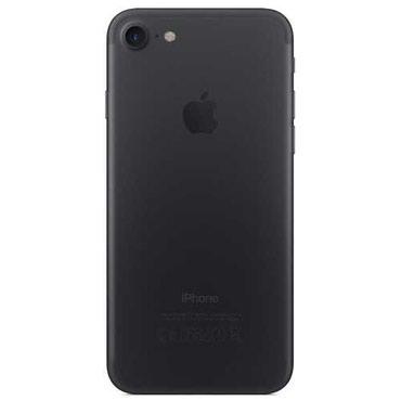 ПРОДАЮ Смартфон Apple IPhone 7 32 Gb(RAM 2 Gb) black, в Бишкек
