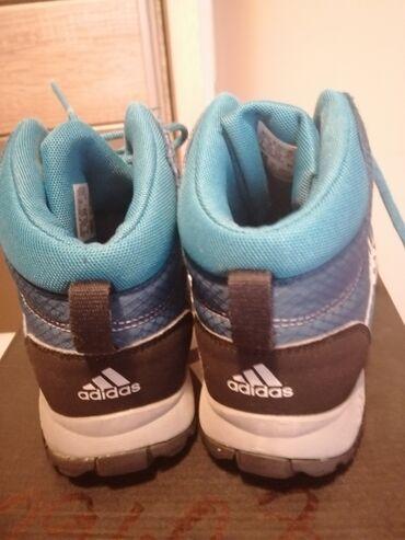 Adidas trenerka zenska - Srbija: Dobro očuvane adidas duboke patike, veličina 32