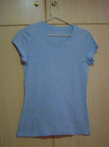 Μπλούζα : Μ, γαλάζια, καινούρια(κωδ. 140)Λόγω Covid-19 τα προϊόντα