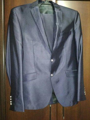 Костюмы - Кок-Ой: Стильный смокинг костюм, одевал пару раз, отличное качество