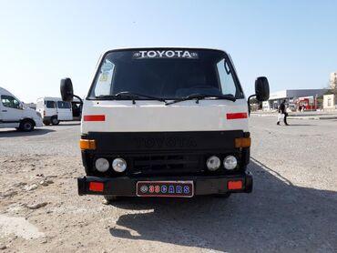 Yük maşınları - Azərbaycan: Satilir: Toyota Evakuator. ili 1991. Mator 2,5 (dizel). Probeq 550 000