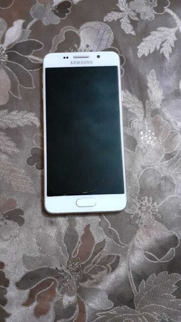 Samsung galaxy a3 - Азербайджан: Требуется ремонт Samsung Galaxy A3 2016 16 ГБ Белый