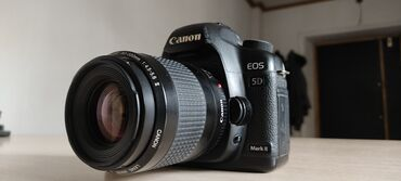 помогу деньгами бишкек in Кыргызстан | ИНТЕРНЕТ РЕКЛАМА: Супер фотоаппарат Canon 5D mark 2 с обективом 80-200 хорошем состояни