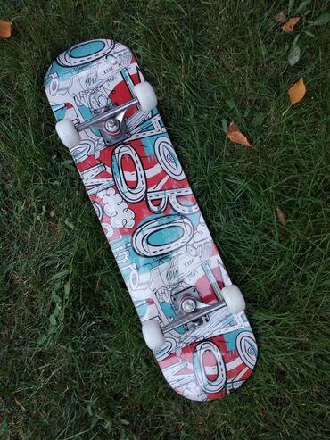 гиря 20 кг в Кыргызстан: Продаю скейтборд. Длина: 78 см, ширина: 20 см, выдерживает до 80 кг
