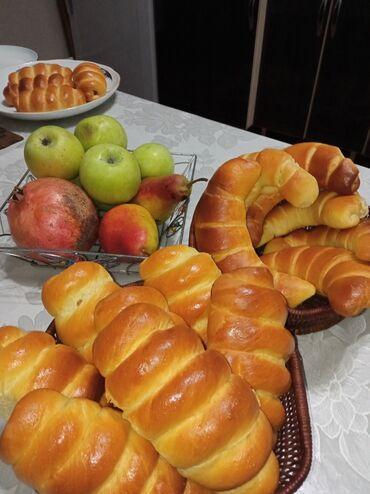 домашний лимон в Кыргызстан: Принимаем заказы на домашние выпечки. Булочки, боорсоки, оромо делаем