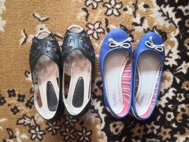 Продам 6 пар женской обуви на 39 размер широкой ноги. Обувь