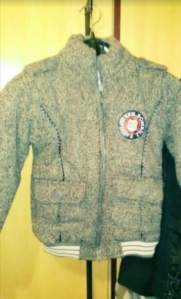"""Decija zimska """"Bomber"""" jakna, kao nova, broj: 6-7.Za vise slika"""