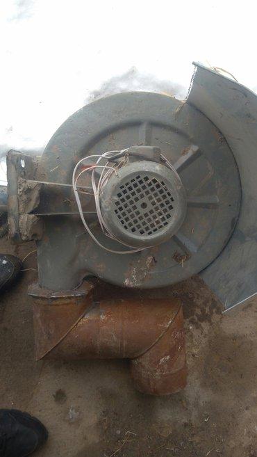 Продам насос от вытяжки в хорошем состоянии в Бишкек