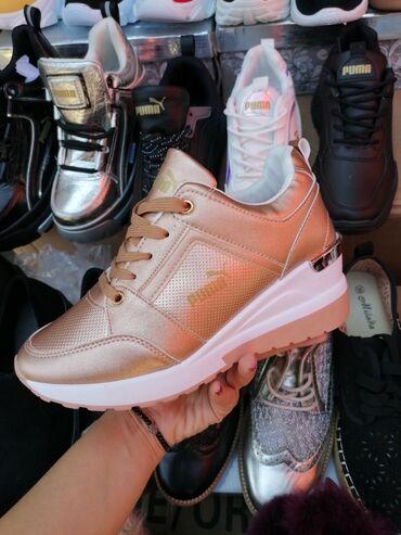 Patike cipele - Srbija: Nove Puma patika cipela 36-40 3500din