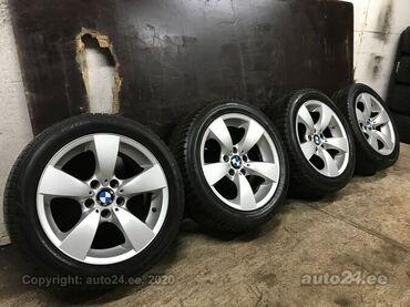 диски аполлоны в Кыргызстан: BMW E60.(138 стиль) R17 225/50 вместе с резиной. Диски с Японии, не