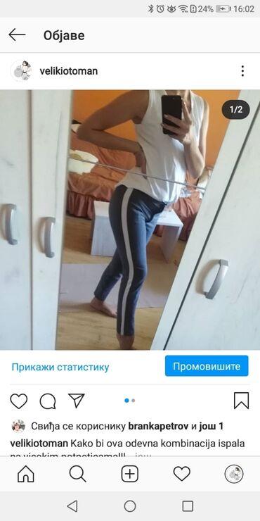Radne pantalone - Srbija: Komplet, svega 800,00 rsd!Pantalone, S, lagani tanki pamuk, savršen