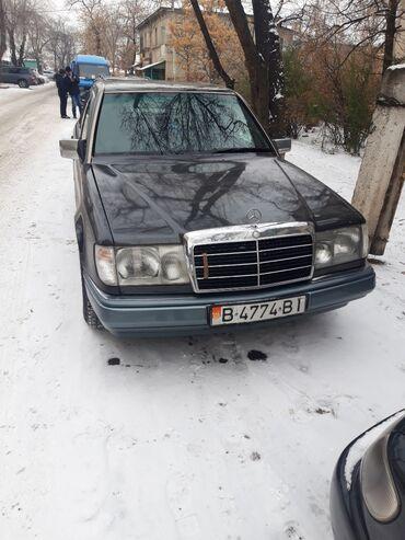 mercedes t1 в Кыргызстан: Mercedes-Benz 230 2.3 л. 1991 | 300000 км