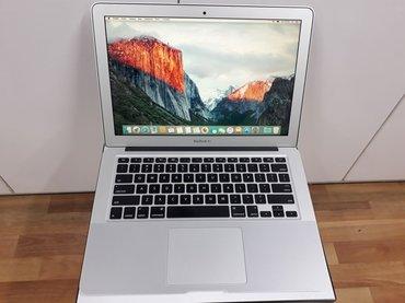 Bakı şəhərində MacBook Air 2015/Core i5/RAM 8GB/SSD 128GB/Teze kimiMacBook Air