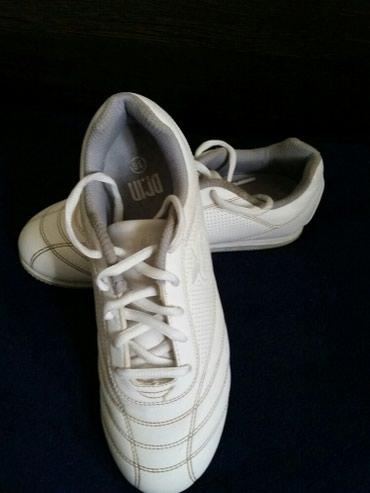 Продаю ботасы белого цвета, 38 размер. в Бишкек