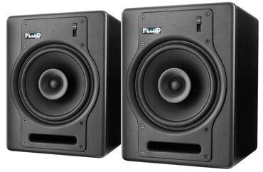 Студийные мониторы fluid audio fx8 (пара) тип: 2-полосный