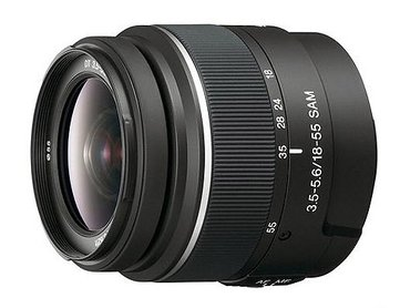 Объектив sony dt 18-55mm/3. 5 - 5. 6 sam in Бишкек