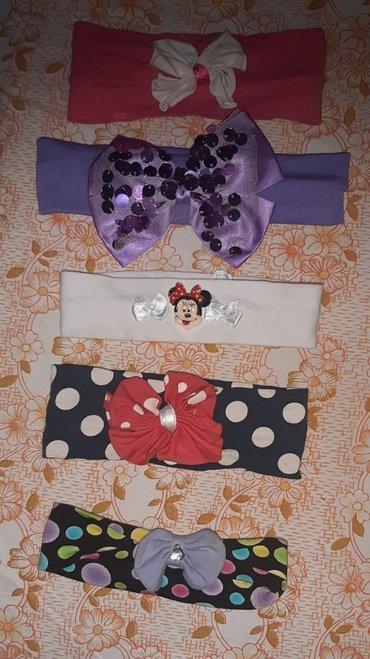 Decije haljine - Zajecar: Trake za kosu marame