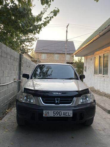 honda cr v бишкек в Кыргызстан: Honda CR-V 2 л. 2001 | 280 км