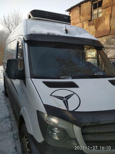 Водители-экспедиторы - Бишкек: Ищу работу с личным авто холодильник