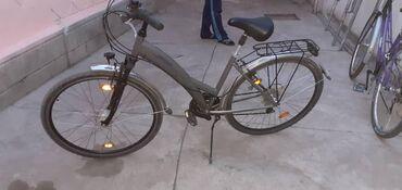 Скоростной немецкий велосипед .в хорошем состоянии.амортизаторы