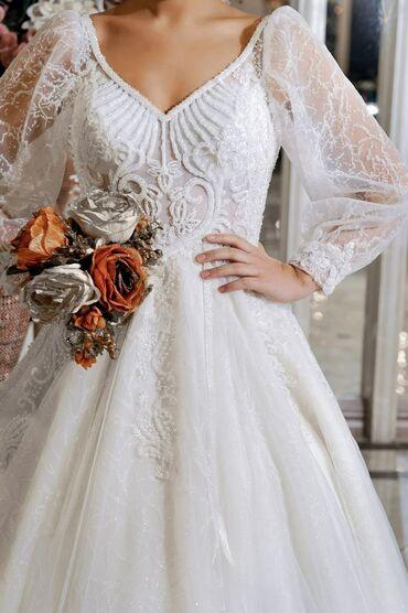 Свадебные платья и аксессуары - Кыргызстан: Прокат и продажа ( оптом и в розницу) свадебных и вечерних платьев
