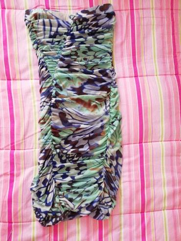 Prodajem Bershka haljinu odgovara S/M velicini. Ima elastina prati - Novi Sad