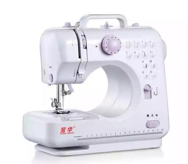 швейная машинка маленькая купить в Кыргызстан: Швейная машинка fanghua fhsm-505 со склада   описание бытовая швейная