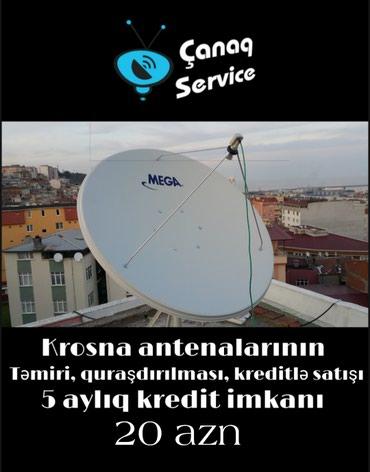 Bakı şəhərində KrOsna kreDitle full HD