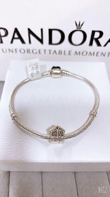 Шармы - Кыргызстан: Новый серебряный браслет PANDORA и шармы Домики  Самый лучший подарок