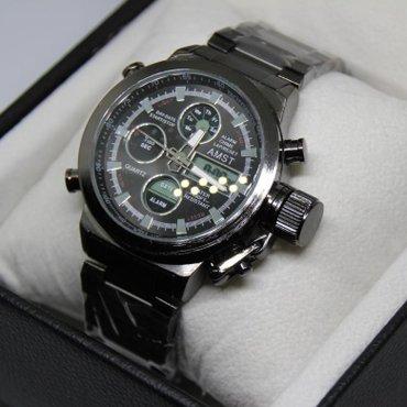 Часы amst 3003 – это отличный выбор смелого, мужественного мужчины