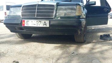 Mercedes-Benz W124 1990 в Кок-Ой