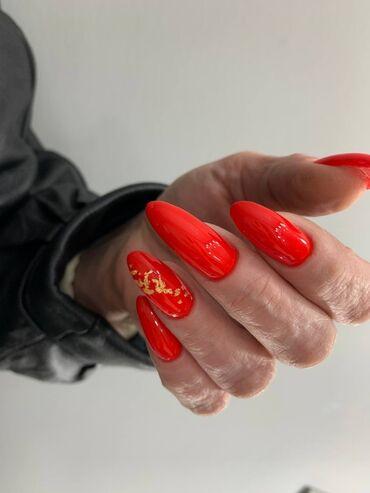 Мастер маникюра бишкек - Кыргызстан: Маникюр, Педикюр   Выравнивание, Дизайн, Наращивание ногтей   С выездом на дом, Одноразовые расходные материалы