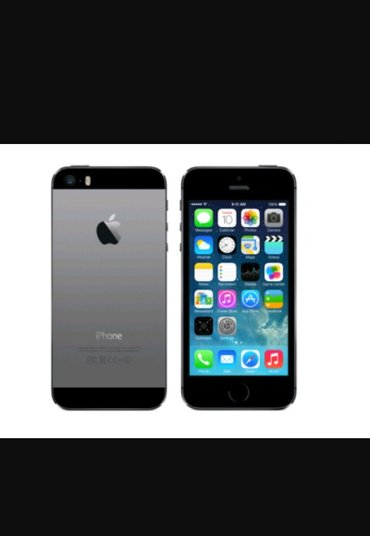 IPhone 5 S,  32 gb, Space gray в Бишкек