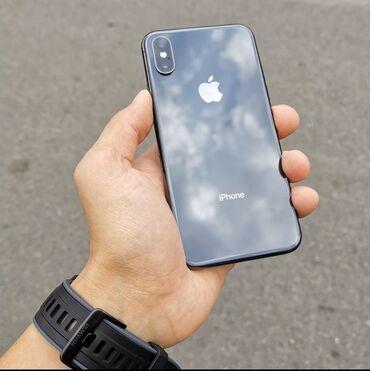 IPhone X. 64GB  С Америке+каропка состояние идеальное