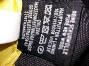 Sako nov ,extra kvaliteta-vuna br. 54 - Nis - slika 3