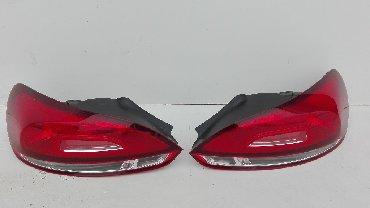 volkswagen edition в Азербайджан: Vw scirocco ucun arxa faralar ideal veziyyetdir