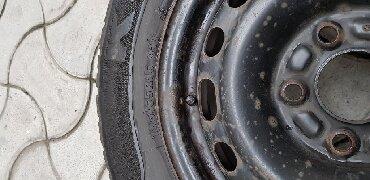 диски на хонду в Кыргызстан: Продаю диски на шинах 3 штуки. Можно по отдельности на запаски. Стояли