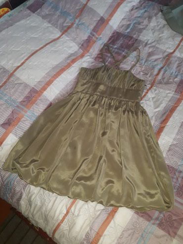 Выпускное платье, надето всего один раз, сшито на заказ в Бишкек