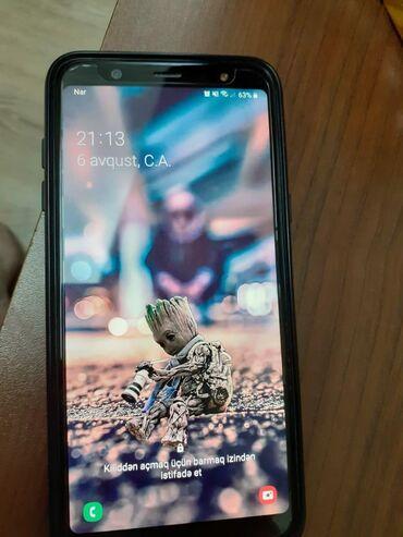 Samsung s 5 - Azərbaycan: İşlənmiş Samsung Galaxy A6 Plus 32 GB qara