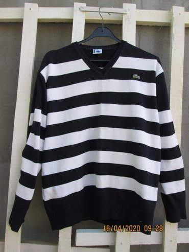 Muški Duksevi | Zrenjanin: Lacoste džemper stariji model