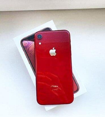 защитное стекло lenovo в Азербайджан: Б/У iPhone Xr 64 ГБ Красный